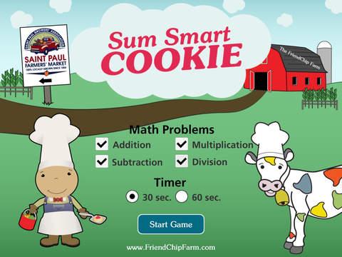 Sum Smart Cookie
