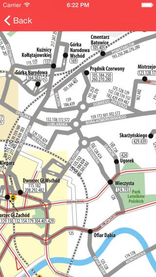 玩旅遊App|Krakow Public Transport Pro免費|APP試玩