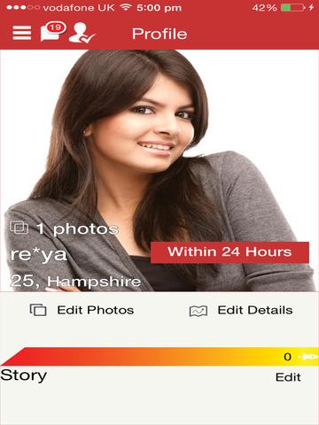 interracial match app - 2
