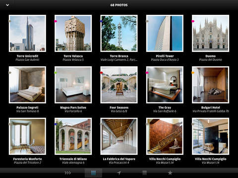 Milan: Wallpaper* City Guide iPad Screenshot 2
