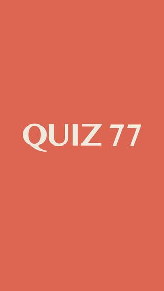 QUIZ77