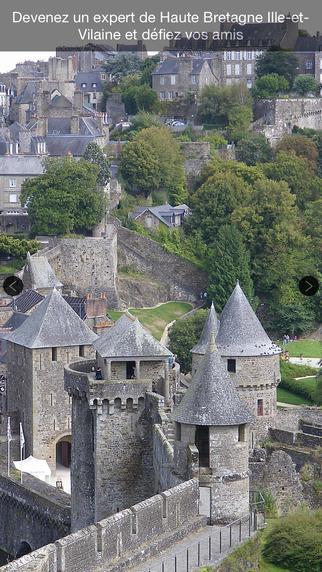 Haute Bretagne Ille-et-Vilaine Guide Monument Tracker
