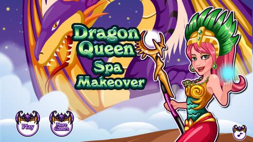 Dragon Queen Spa Makeover