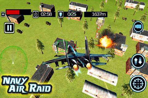 Navy air force attack screenshot 1