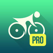 Cycling for Weight Loss PRO: training plans, GPS, how-to-lose-weight tips by Red Rock Apps [iPhone]