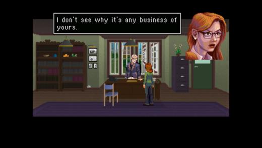Blackwell 1: Legacy Screenshot