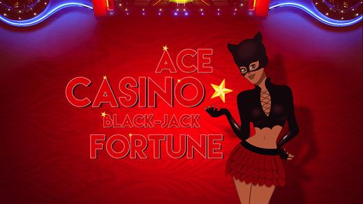 Ace Casino BlackJack Fortune - ultimate Vegas card gambling room
