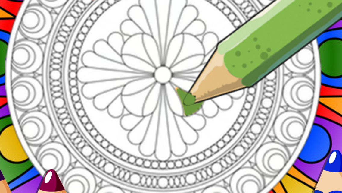 App Shopper Mandala Coloring Pages Catalogs