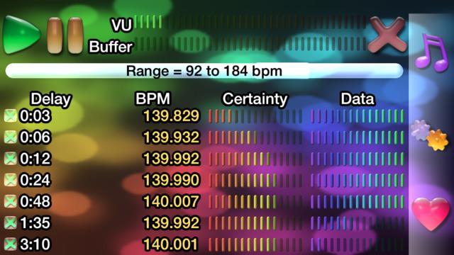 《做你自己的音乐 - 节拍监控 Beat Monitor: Real-time BPM analyzer [iOS]》