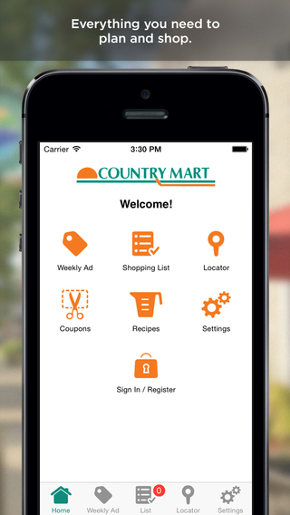 Country Mart Stores OK