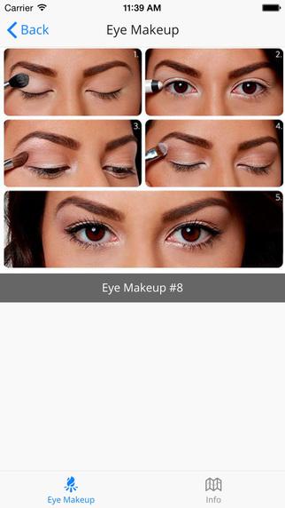 Eye Makeup Tutorial - Eyebrow Design Ideas