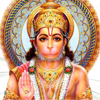 Hanuman Dandakam LOGO-APP點子