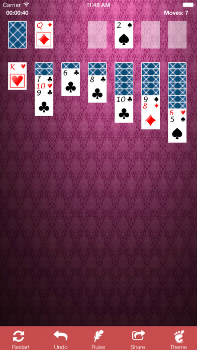 Solitaire Hard Pro - Cards Game Spider Solitaire