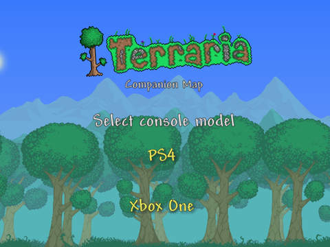 Terraria world map by 505 games us inc screenshots ipad screenshots ipad gumiabroncs Image collections