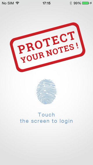 LockNotes Protect your privacy