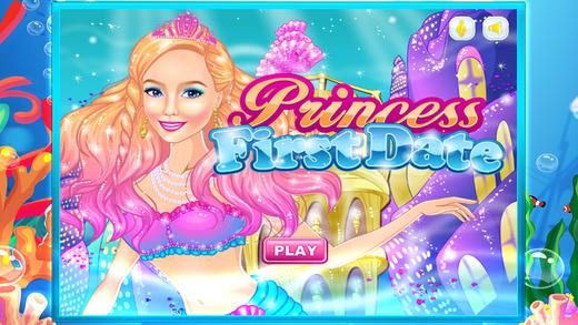 Princess first date