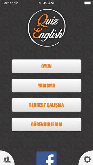 Quiz English-Turkish