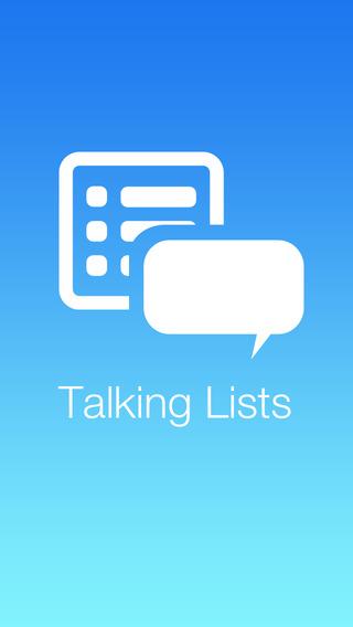 Talking Lists Ads