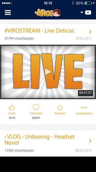 VirosGamer - for Youtube