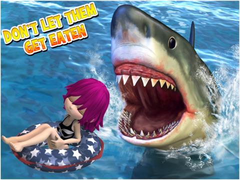 Beach Party Shark Attack HD