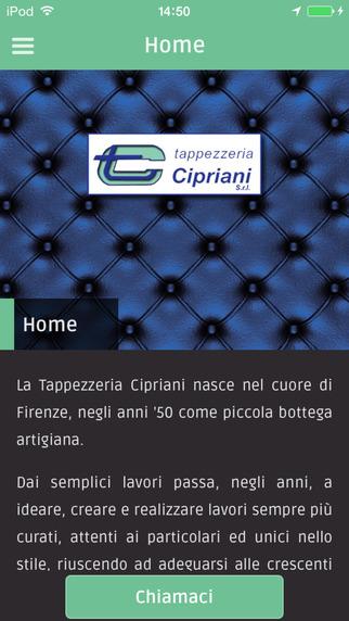 Cipriani Tappezzeria