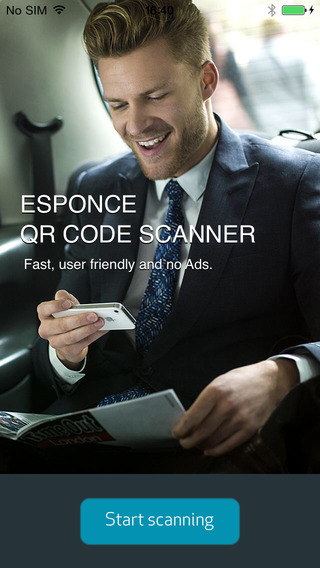 Esponce QR Scanner