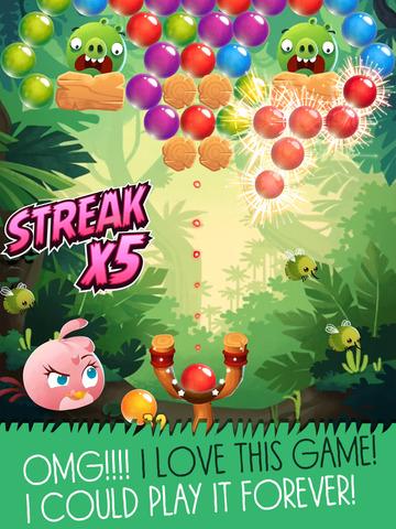Angry Birds Stella POP! screenshot 10