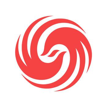 凤凰新闻-全球资讯移动平台 图文阅读视频直播 新聞 LOGO-阿達玩APP