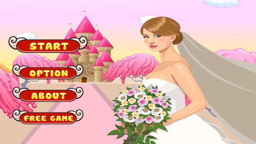 A Princess Castle Wedding Fantasy Dash FREE - The Magic Kingdom Story