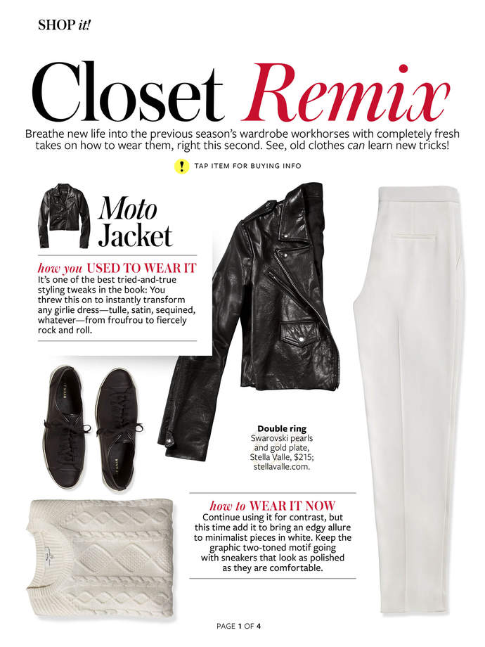 INSTYLE Magazine - iPhone Mobile Analytics and App Store Data