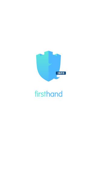 First Hand Info