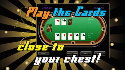 Screenshot 5 Сексуальная Китайский покер руки Showdown — игра фортуны