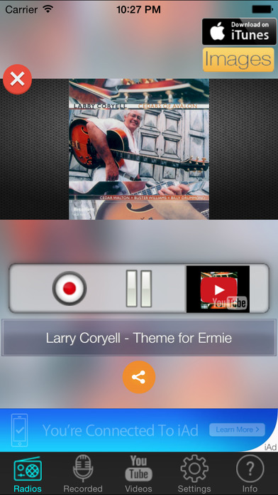 Listen2Me iPhone Screenshot 1