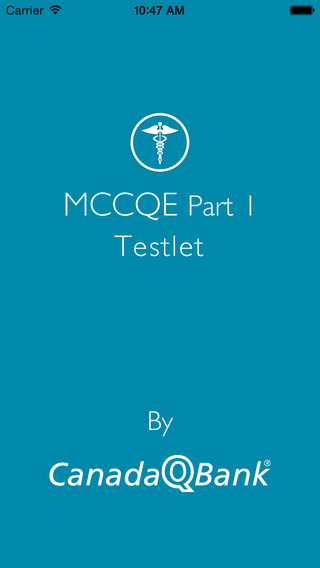 MCCQE Part 1 Testlet