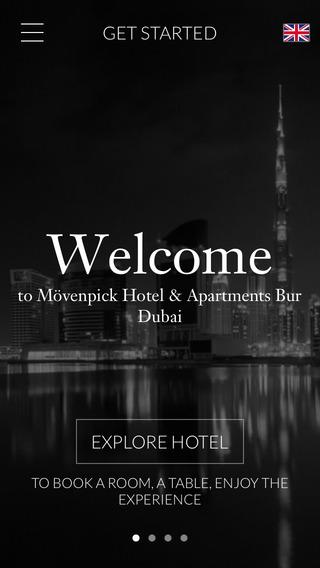 Mövenpick Hotel Apartments Bur Dubai