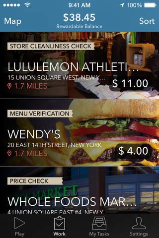 Screenshot 2 Rewardable | Make Money Shopping App