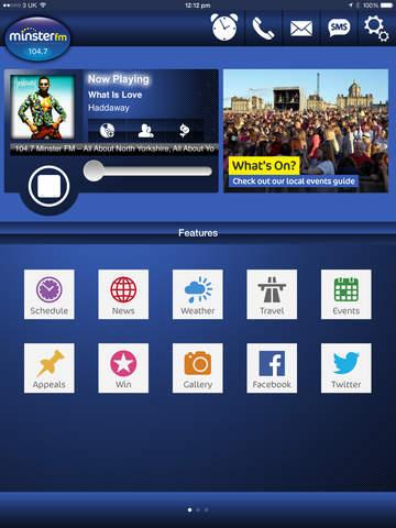 Minster FM|玩音樂App免費|玩APPs