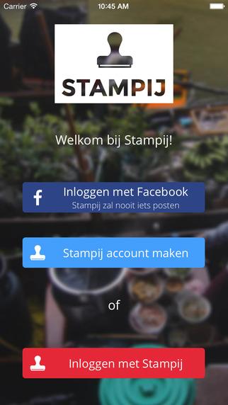 Stampij - een compleet loyaliteitsprogramma in één app