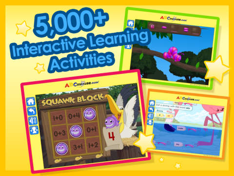 ABCmouse.com - Early Learning Academy screenshot