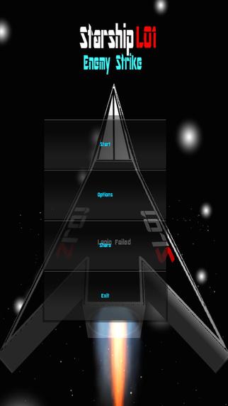 Starship LO1 - Enemy Strike