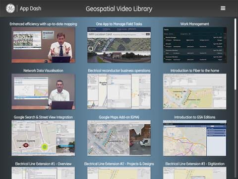 GE Geospatial Solutions