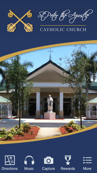 St. Peter the Apostle Catholic Church - Naples FL