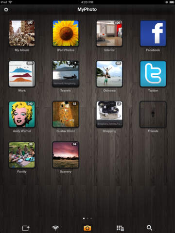 MyPhoto HD - Smart Photo Manager screenshot 1