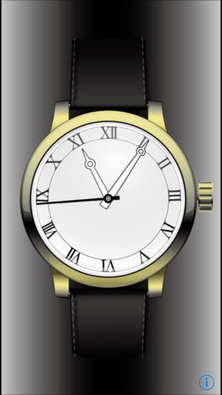 Mechanical Watch Lite - Analogue watch in digital device
