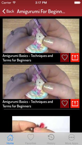 玩免費生活APP|下載Amigurumi Guide app不用錢|硬是要APP
