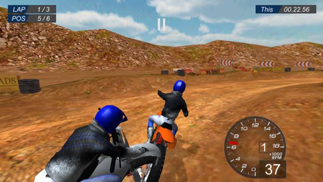 Motocross Adventure 3D