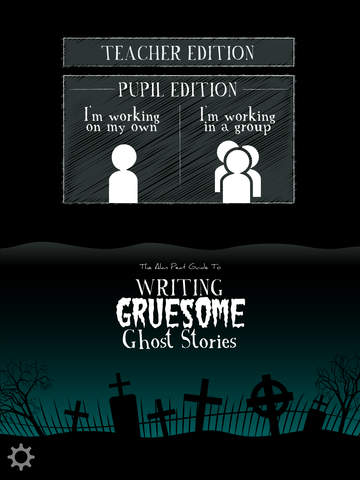 Writing Gruesome Ghost Stories