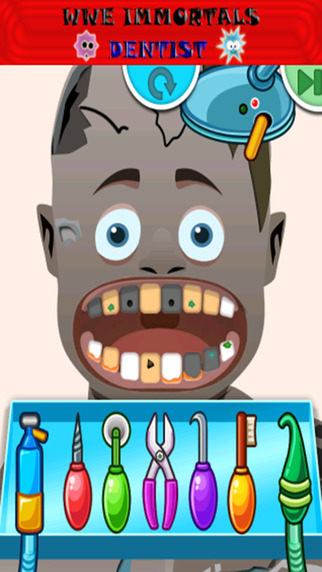 Kids Dentist For WWE Immortals