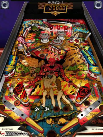 Pinball Arcade Screenshots