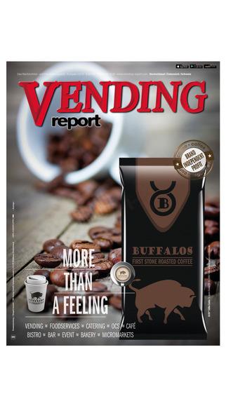VENDING REPORT